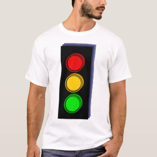 Stoplight Extruded T-Shirt