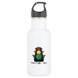 Stoplight_StuckInTraffic 532 Ml Water Bottle
