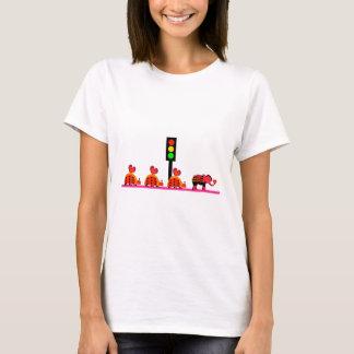 Stoplight with Heart Caravan T-Shirt