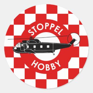 Stoppel Hobby Sticker