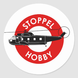Stoppel Hobby Round Stickers