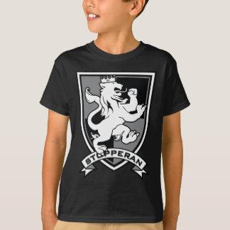 Stopperan Shield w black back T-Shirt