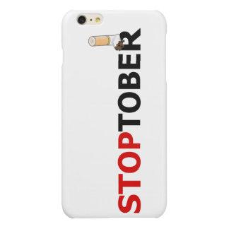 'Stoptober #1' iPhone 6 Plus Case