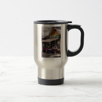 Store Front -  Gabi's Sushi & Noodles Stainless Steel Travel Mug