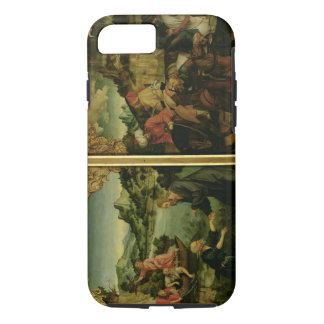Stories of S.S. Peter and Paul altarpiece: detail iPhone 7 Case