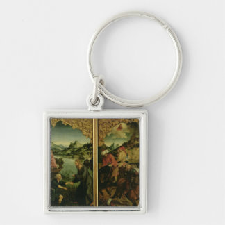 Stories of S.S. Peter and Paul altarpiece: detail Keychains