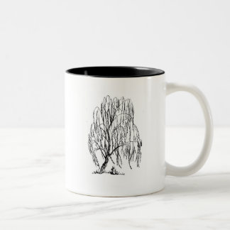 Stories of Tai Chi, If you don't like somethi... Two-Tone Coffee Mug