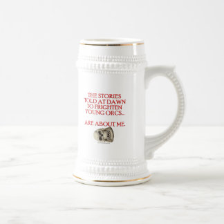 Stories Told to Frighten Young Orcs Mugs