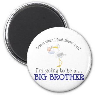 Stork Big Brother Magnet