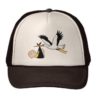Stork - Bundle of Joy Cap