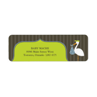 Stork Business Labels