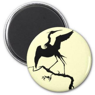 Stork Design Magnet
