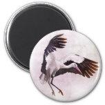 Stork Fridge Magnet
