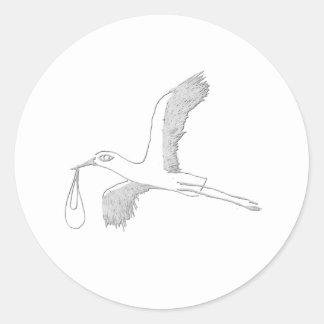 stork シール・ステッカー