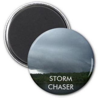 Storm 6 Cm Round Magnet