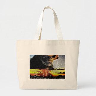 Storm 8 enamel canvas bags