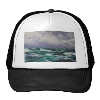 Storm at Sea Cap