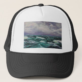 Storm at Sea Trucker Hat