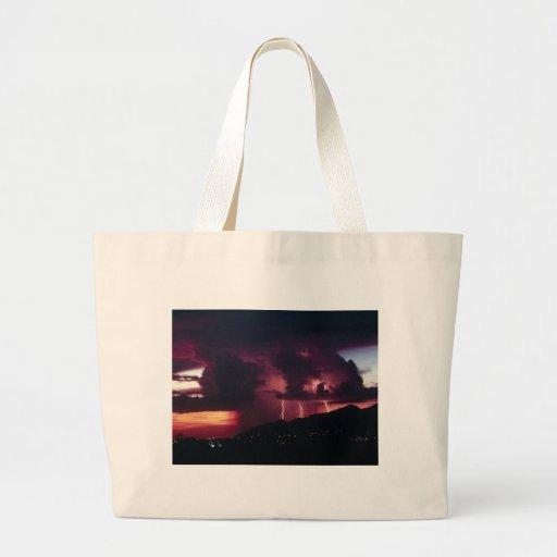 storm canvas bag