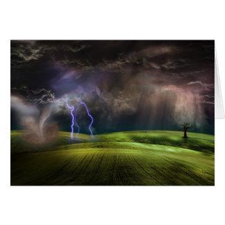Storm Card