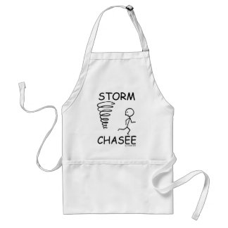 Storm Chasee Apron