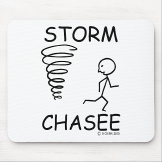 Storm Chasee Mouse Pad