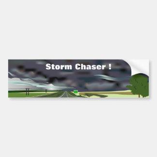 Storm Chaser ! Bumper Sticker