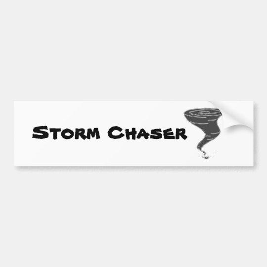 Storm Chaser - Bumper Sticker