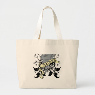 Storm Chaser Gifts Large Tote Bag