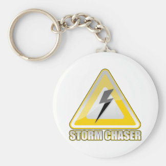 Storm Chaser Lightning 2 Key Ring