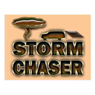 STORM CHASER POST CARDS
