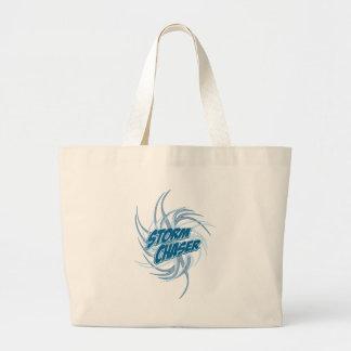 Storm Chaser Jumbo Tote Bag