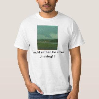 Storm Chasing Tee Shirt