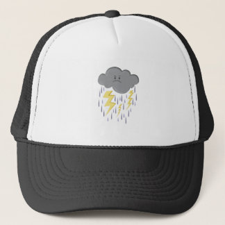 Storm Cloud Trucker Hat