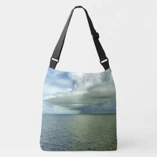 Storm Clouds at Sea Crossbody Bag