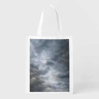 Storm Clouds Breaking Bag
