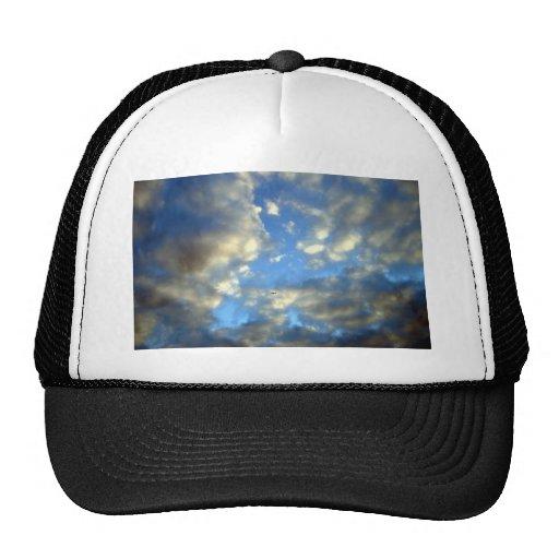 Storm Clouds Mesh Hat