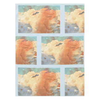 Storm Clouds in Pastel Table Cloth