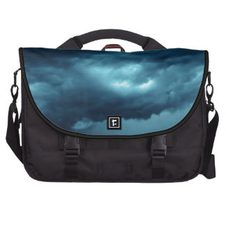 Storm clouds commuter bags