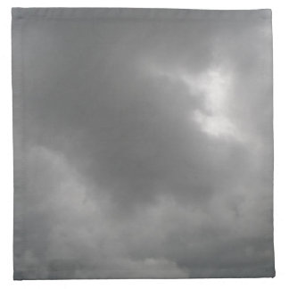 Storm Clouds Napkin