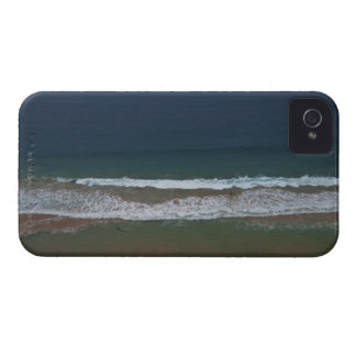 Storm clouds out ot sea above Mona Vale Beach iPhone 4 Cases