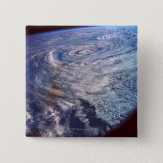 Storm Formation 15 Cm Square Badge
