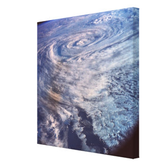 Storm Formation Canvas Print