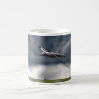 Storm Front Vulcan Bomber Basic White Mug