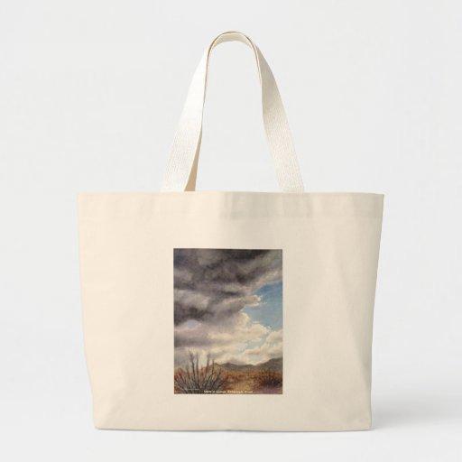 Storm in Gorman Bag