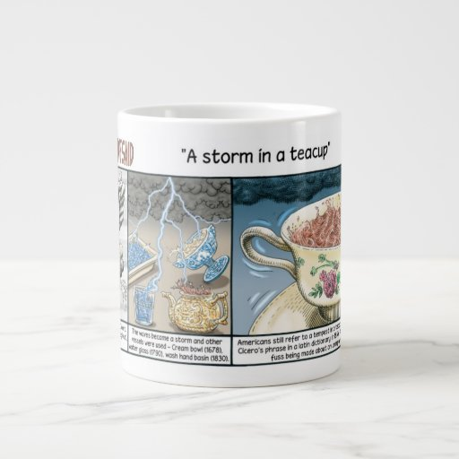 storm in has teacup extra large mug