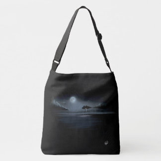 STORM IN THE MOONLIGHT - Tote Bag (LARGE)