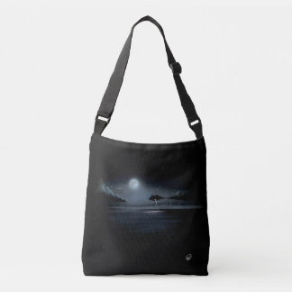 STORM IN THE MOONLIGHT - Tote Bag (MEDIUM)