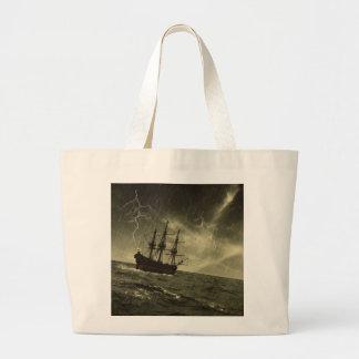 Storm Jumbo Tote Bag