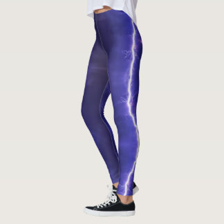 Storm Legs Lightning Bolt Leggings